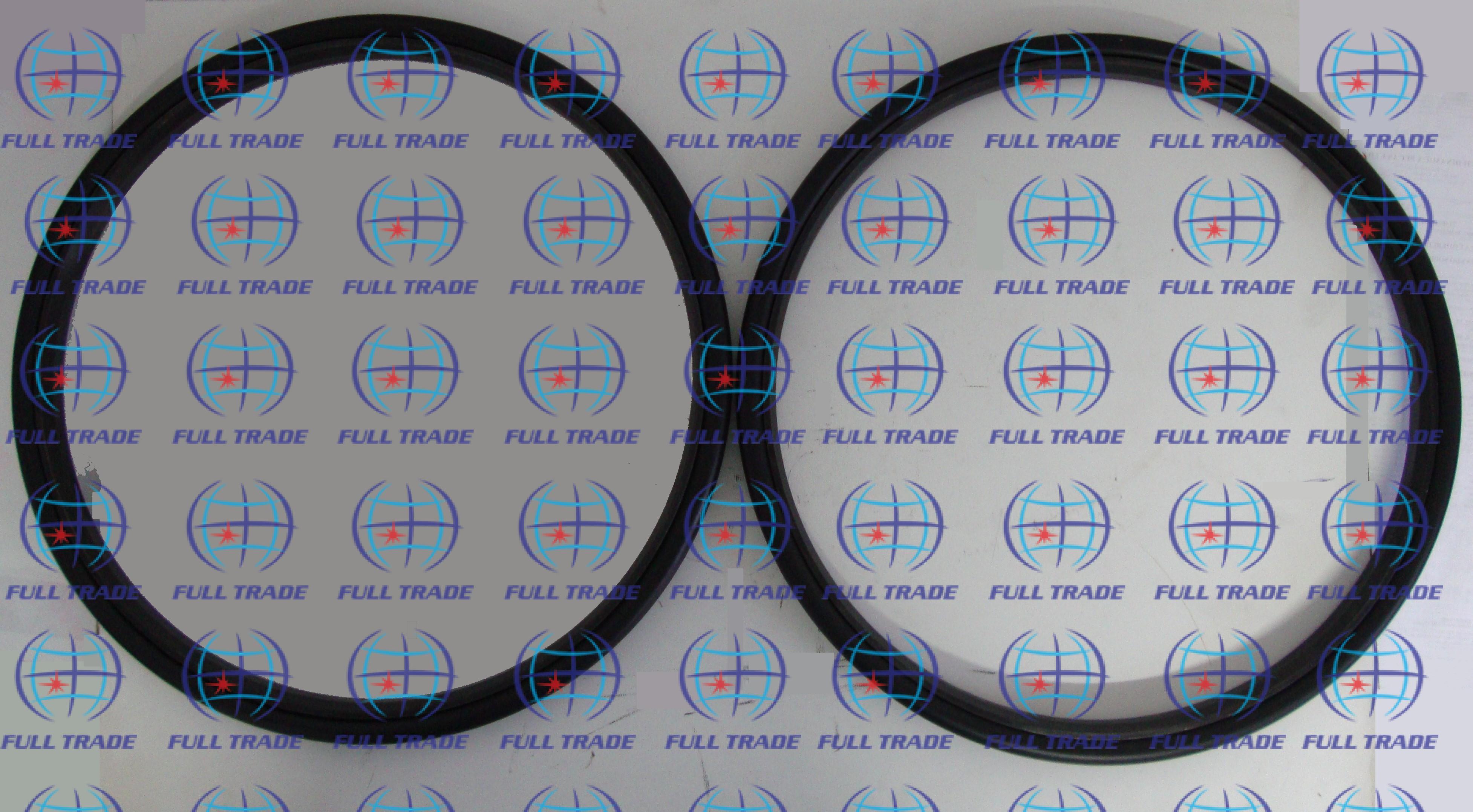 Anel de Vedação Cone Ferro de Freio Terex